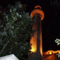 Ночь над мечетью :: Александр Казанцев
