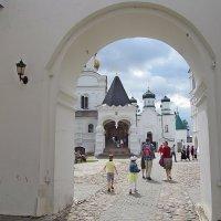 В Ипатьевский монастырь.... :: Ирина