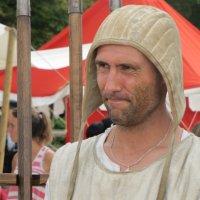 Эх, тяжела жизнь средневекового воина :: Ирина Кубарская