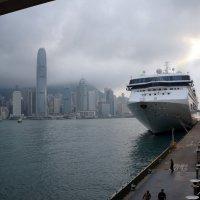 Туманный Гонконг :: Наталья Тимофеева