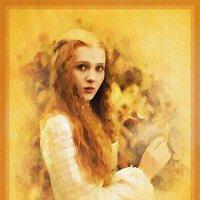 Девичья нежность и красота :: Лидия (naum.lidiya)