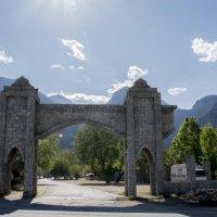Старые ворота :: Алексей Ярошенко