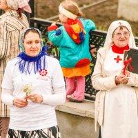 Акция Белый Цветок :: Иван Замечательная