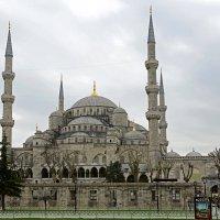 Голубая мечеть :: Виктор Льготин