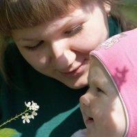 Первый в жизни цветочек :: Наталия Григорьева