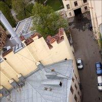Питерские дворы :: galina bronnikova
