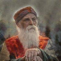 Скажи, старик,  в чём мудрость бытия? :: Ирина Данилова