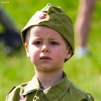 солдат... :: Алексей Статилко