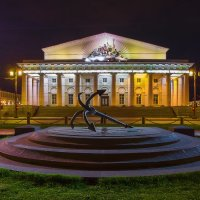 Ночной Петербург :: Дмитрий Рутковский