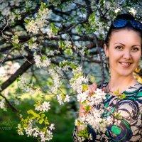 Весенний парк :: Dina Ross