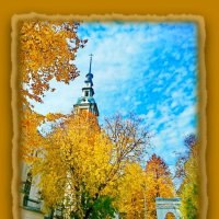 Ищи свою дорогу к храму… Уверен, ты её найдёшь… :: Людмила Богданова (Скачко)