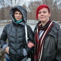 Не разлей вода :: Валерия (ЛеКи) Архангельская