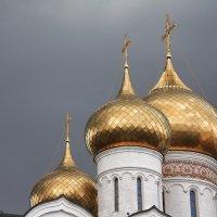 Золотые купола :: Александр Назаров