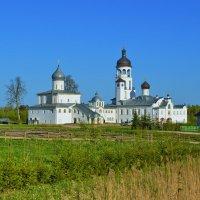 Крыпецкий монастырь :: Геннадий Слезнев