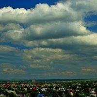майское небо :: Игорь Kуленко