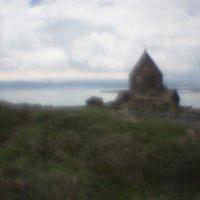 Церковь Сурб Аствацацин (Св. Богоматери), IX век, Армения :: Анатолий Бастунский