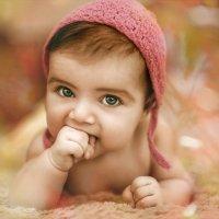 Малышка :: Ольга Кудимова