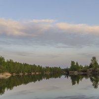 Рыбинское  водохранилище :: Игорь Максименко