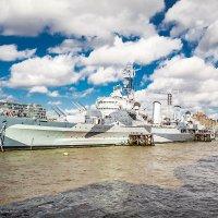 Тяжёлые крейсера типа «Лондон» :: Владимир Шманько