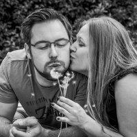 внезапный поцелуй :: Katerina Tighineanu