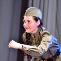 Играют девочки войну. :: cfysx