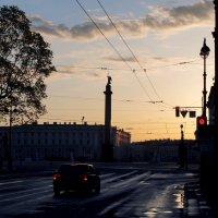 Дворцовая площадь :: Алексей Логинов
