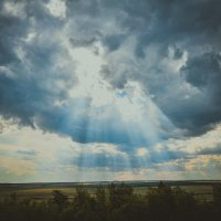 Облачно :: Виктория Хайдарова