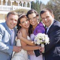 Свадьба Лили и Дениса :: Ольга Блинова