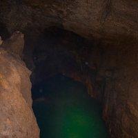 озеро в пещере :: Svetlana AS