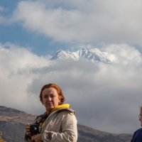 Там за облаками.. :: Сергей Тимченко