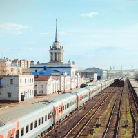 Старый вокзал:) :: Виктория Юшина