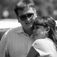 Джамшид и Аселя :: Денис Финягин