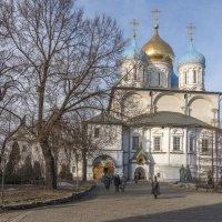 Новоспасский монастырь :: Борис Гольдберг