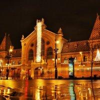 Дождливый, зимний вечер.... :: Сергей Дабаев