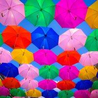 Umbrellas :: Maria Vakorina
