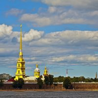 Петербургский пейзаж. :: Владимир