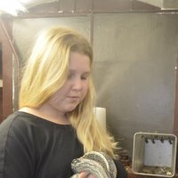 Маргарита со змеёй :: larisa Киселёва