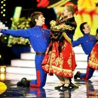 Русские народные танцы :: Екатерина Филатова