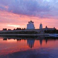 Рассвет над кремлём :: Наталья Левина