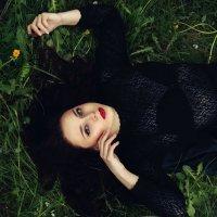 Нет дамы без огня. :: Sandra Snow