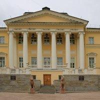 Королевская стать царкосельских дворцов... :: Tatiana Markova