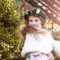 улыбка :: Татьяна Попович