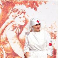 Сестра милосердия :: Дмитрий Арсеньев