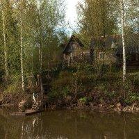 Дачные домики. :: Валерий Молоток