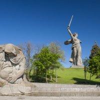 Мамаев курган :: Евгений Khripp