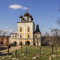 Борисоглебский монастырь :: Марина Назарова