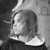 Ветер :: Ольга Смирнова