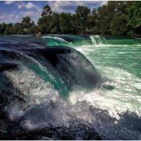 Водопад Манавгат.Турция! (снимал мыльницей)... :: Александр Вивчарик