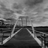 Пешеходный мост :: shvlad