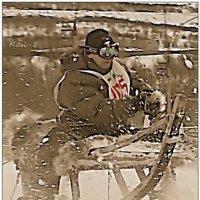Оленевод на отдыхе... :: Кай-8 (Ярослав) Забелин